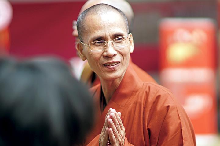 我是橋樑,也是福智的僕人! ——福智僧團住持 如淨和尚專訪