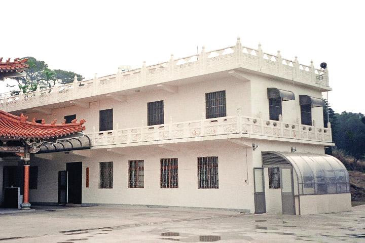 1996 年,鳳山寺東寮房。