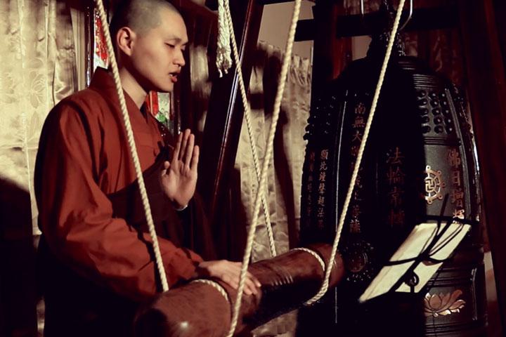 【福智僧團小故事】鳳山寺的鐘聲