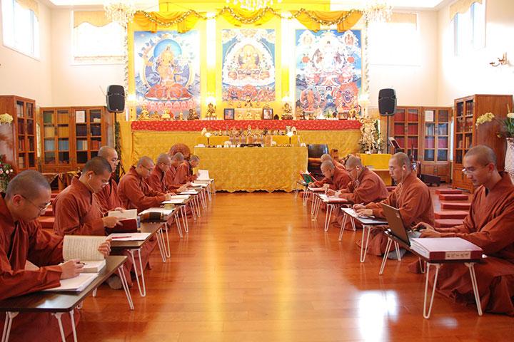 請問福智僧團是否有「《廣論》白話文版本」的翻譯計畫?