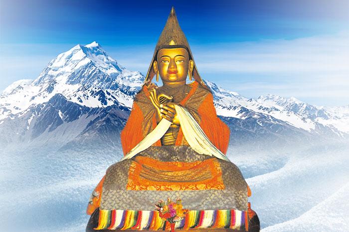密集嘛在藏地最早是四句,但念誦時應該依照傳承、傳規而修。