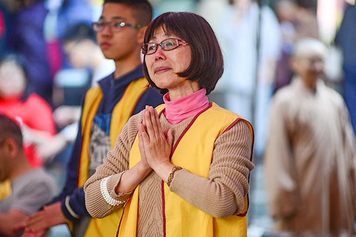 福智南海尼僧團「三千佛法會」